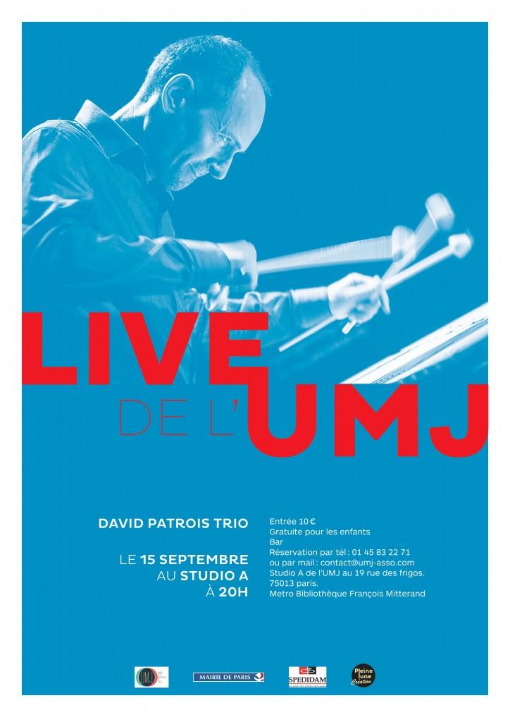 David Patrois Trio