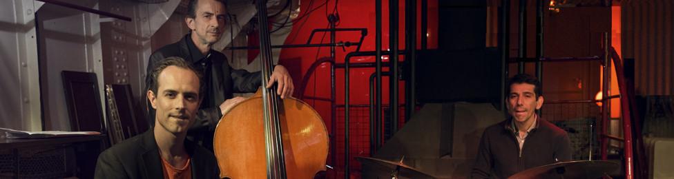 Live de l'UMJ // Rémi Toulon Trio // 17.04.16