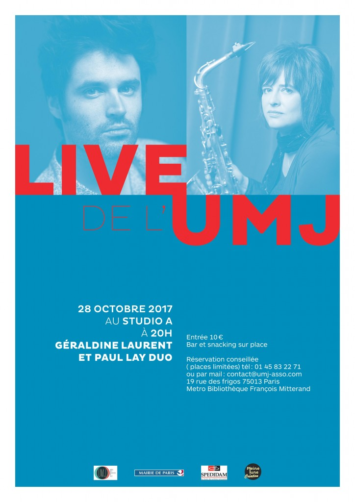Live de L'UMJ - LAY/LAURENT